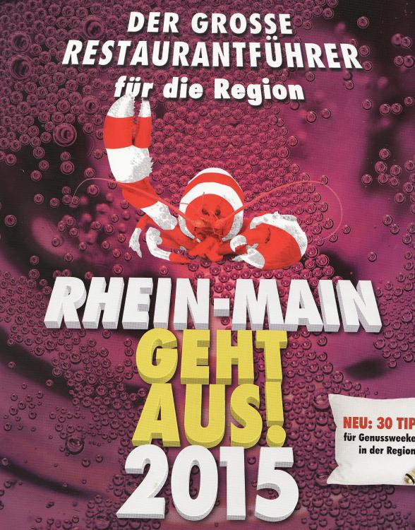 Restaurant am Park - Rhein Main geht aus 2015....