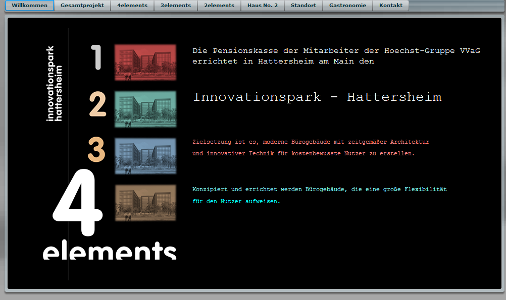 Der Innovationspark Hattersheim