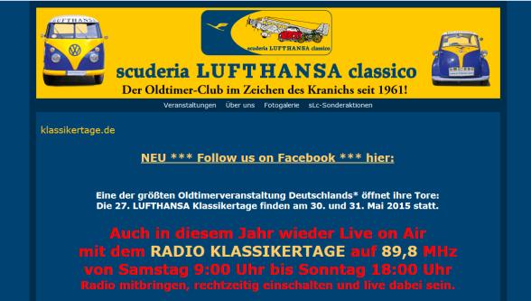 suderia Lufthansa classico 30.05.+31.05.2015